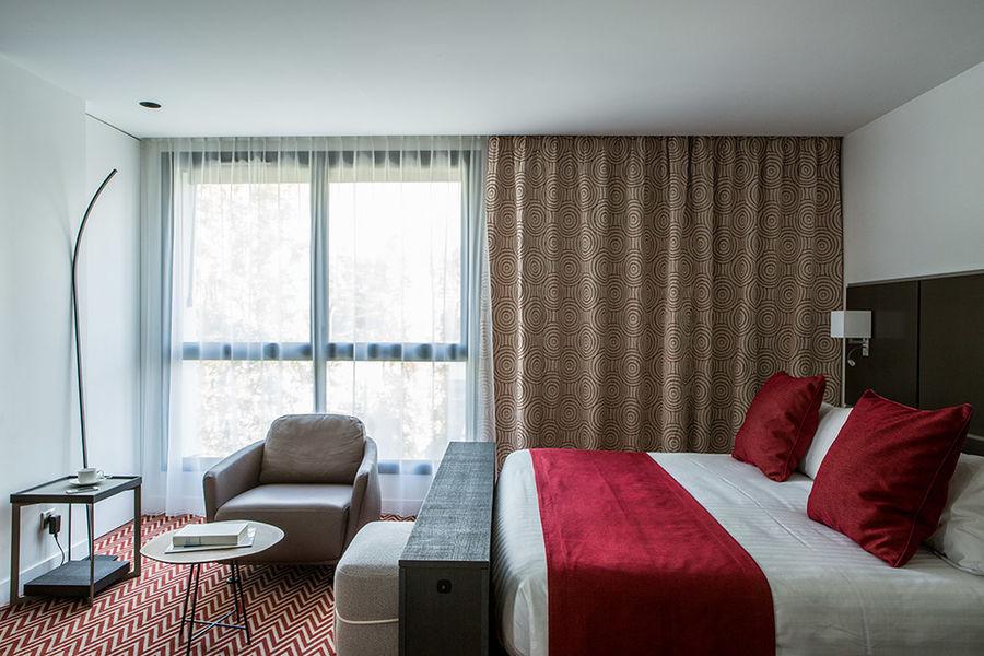 Hôtel Forest Hill Meudon Vélizy **** Chambre DELUXE 2