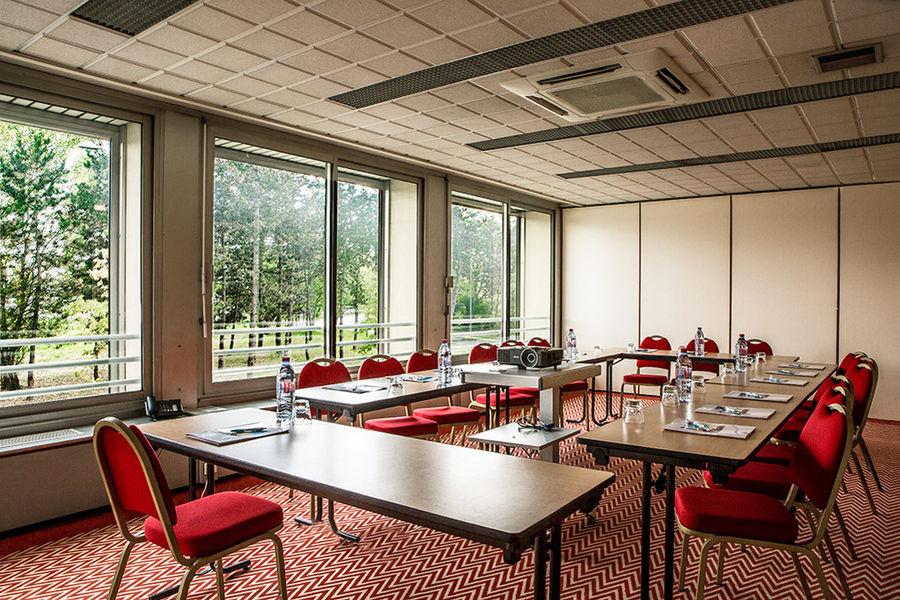 Hôtel Forest Hill Meudon Vélizy **** Salon Roland Garros
