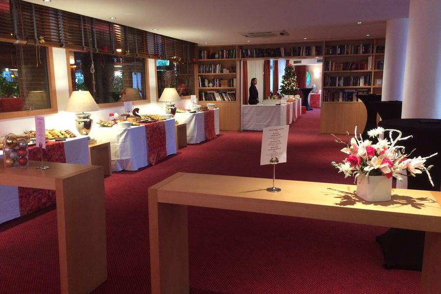 Hôtel Forest Hill Meudon Vélizy **** Espace cocktail
