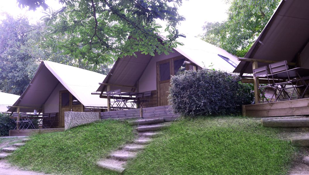 Domaine de Chantesse 30 Ecolodges
