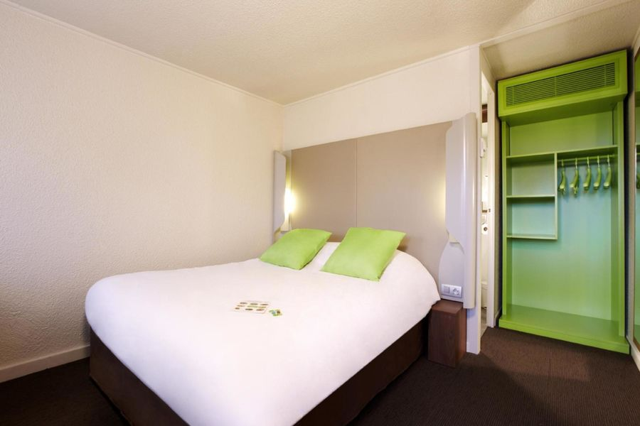 Campanile Montpellier Sud Chambre double
