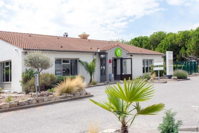 Campanile Montpellier Sud Extérieur
