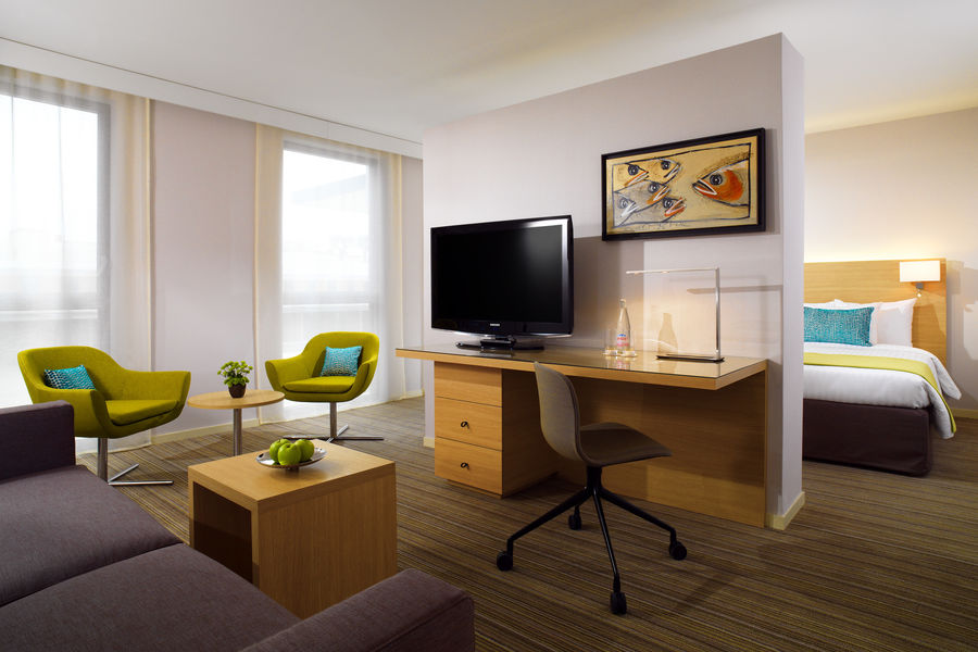 Courtyard Marriott Montpellier **** Suite