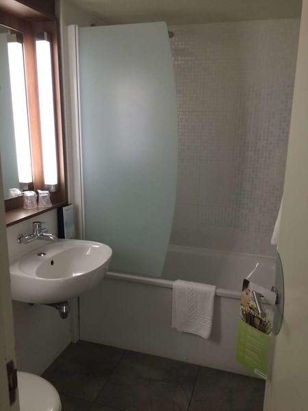 Campanile Montpellier Est Salle de bain