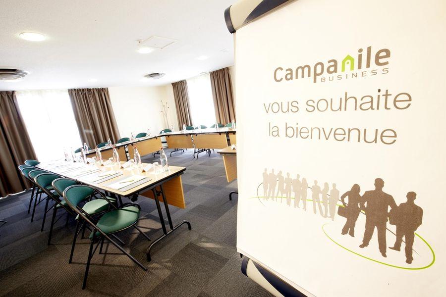 Campanile Montpellier Est Salle de réunion