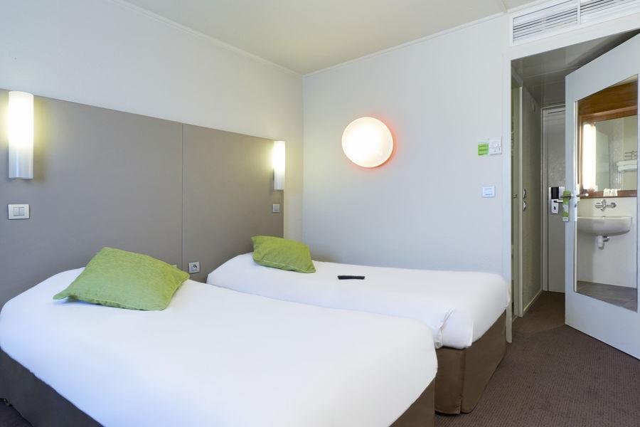 Campanile Montpellier Est Chambre twin