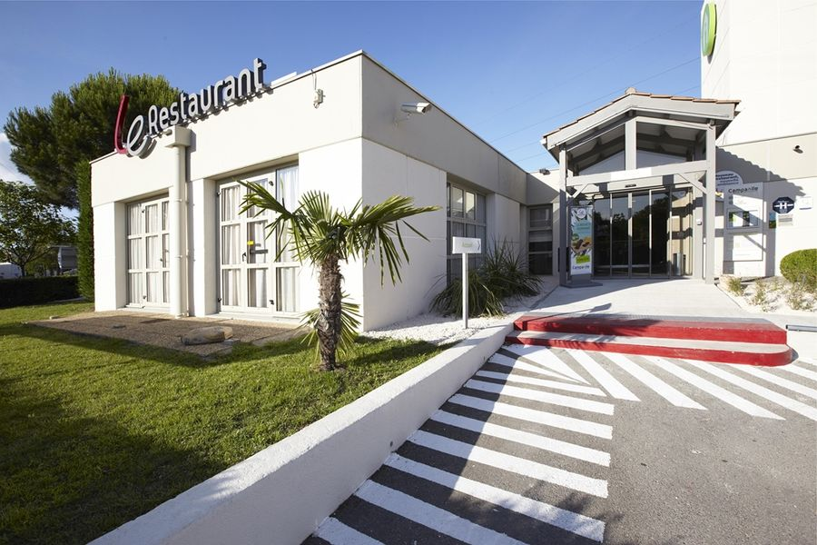 Campanile Montpellier Est Extérieur