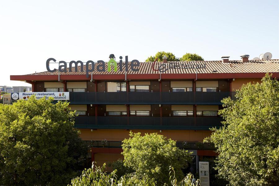 Campanile Nîmes Centre Extérieur