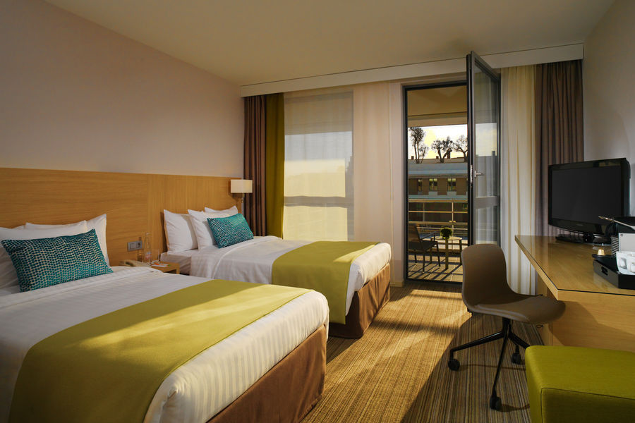 Courtyard Marriott Montpellier **** Chambre Supérieure Twin