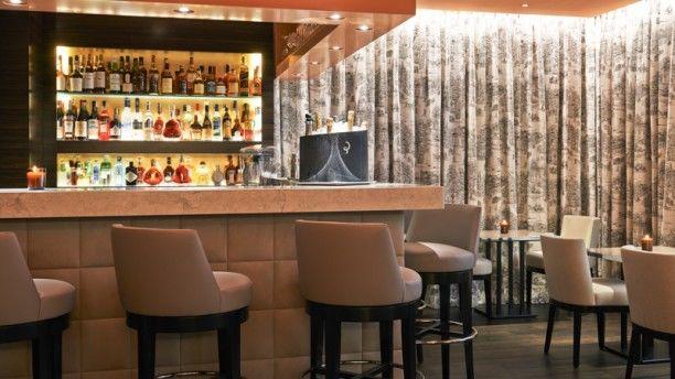 Restaurant le Lulli - Grand hotel du Palais Royal Paris Bar