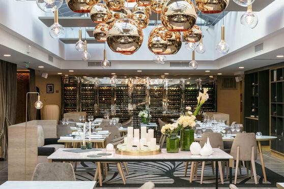 Restaurant La Verriere Paris