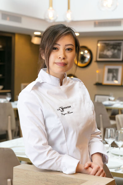 Niepce Paris, Curio Collection by Hilton Restaurant La Verriere Paris - Chef Kayori Hirano