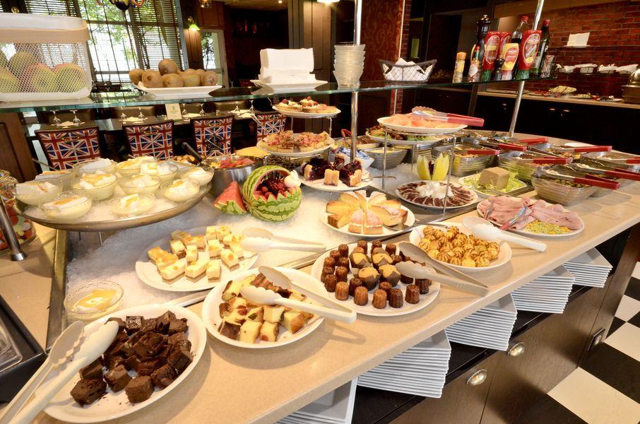 Green Hotels  Roissy Parc des Expositions *** Activités