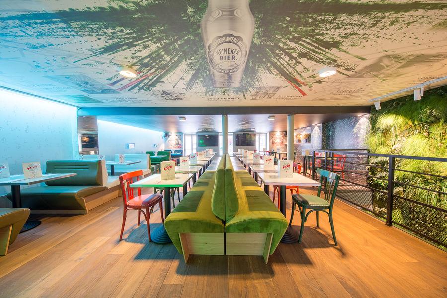 Le Café H  Salle du 1er étage