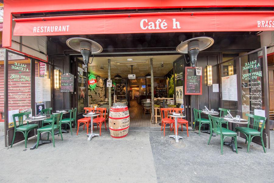 Le Café H  6