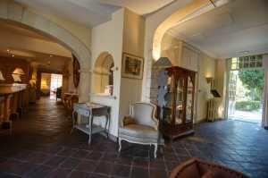 Najeti Hôtel la Magnaneraie **** Hall d'Entrée