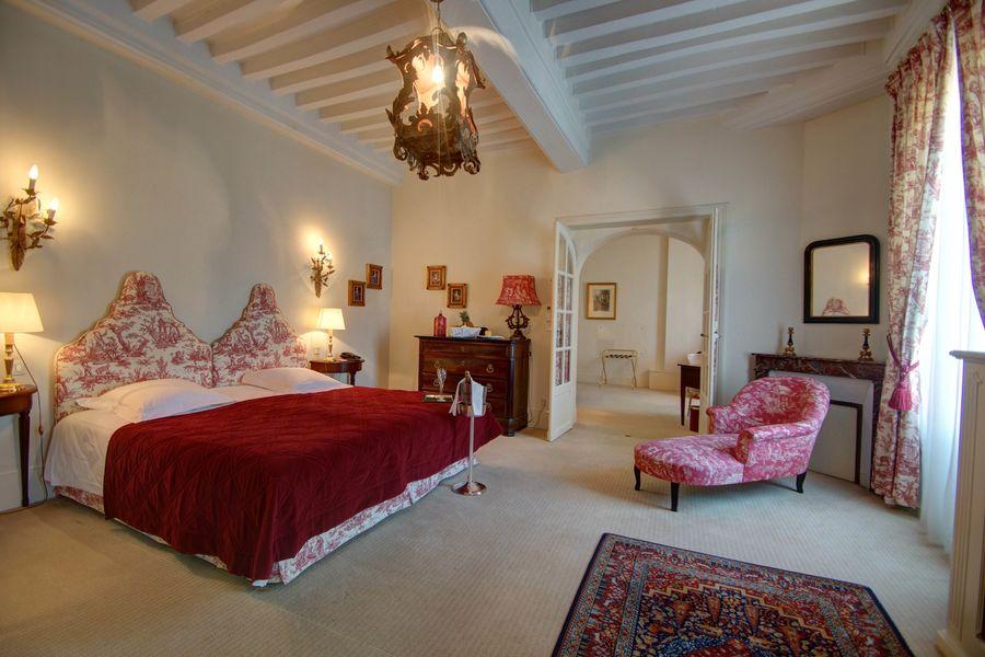 Najeti Hôtel de la Poste **** Chambre Junior  Suite