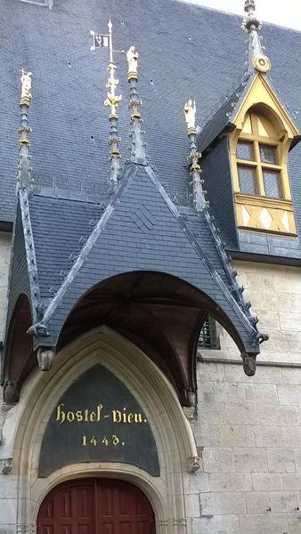 Najeti Hôtel de la Poste **** Hotel Dieu