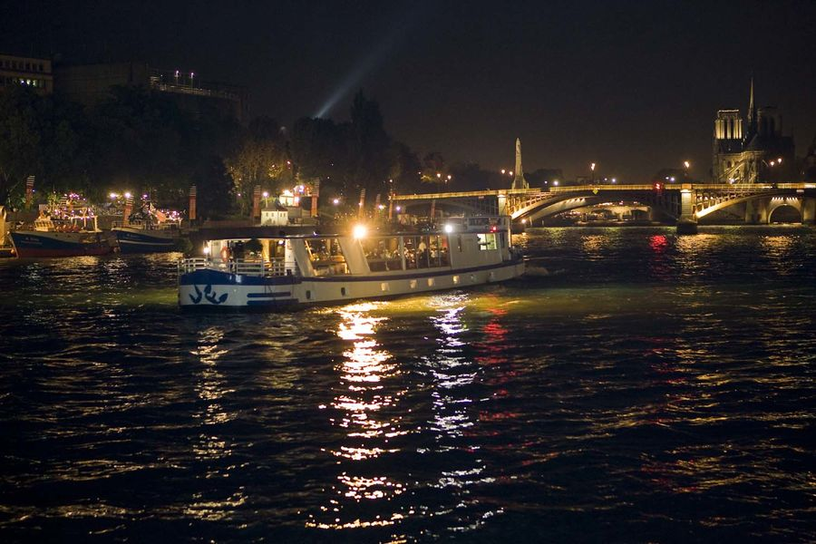 Rive Droite Votre croisière de 3 heures à bord du bateau le Rive droite