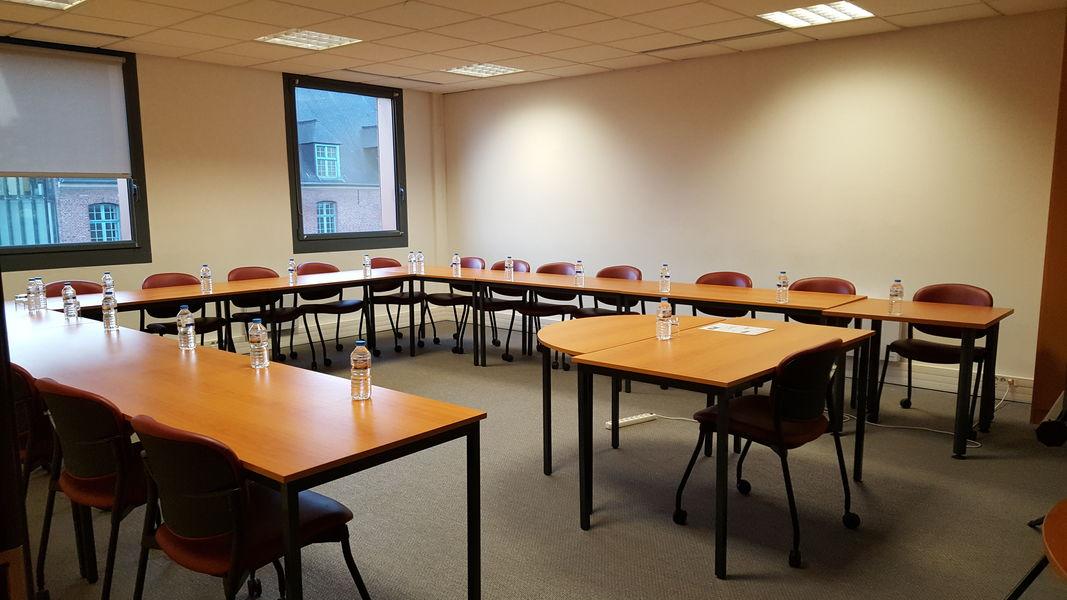 Buro Club Lille Salle de réunion - MATISSE