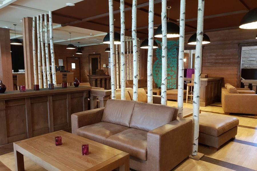 Parc Astérix Conventions & Séminaires Bar Le Ketoupa Hôtel Les Trois Hiboux