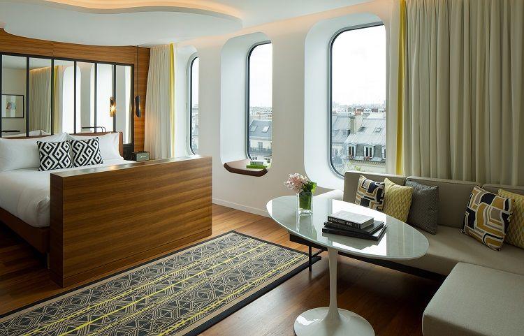 Renaissance Paris République Hotel ***** Suite Artist Studio