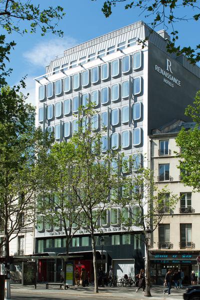 Renaissance Paris République Hotel ***** Façade