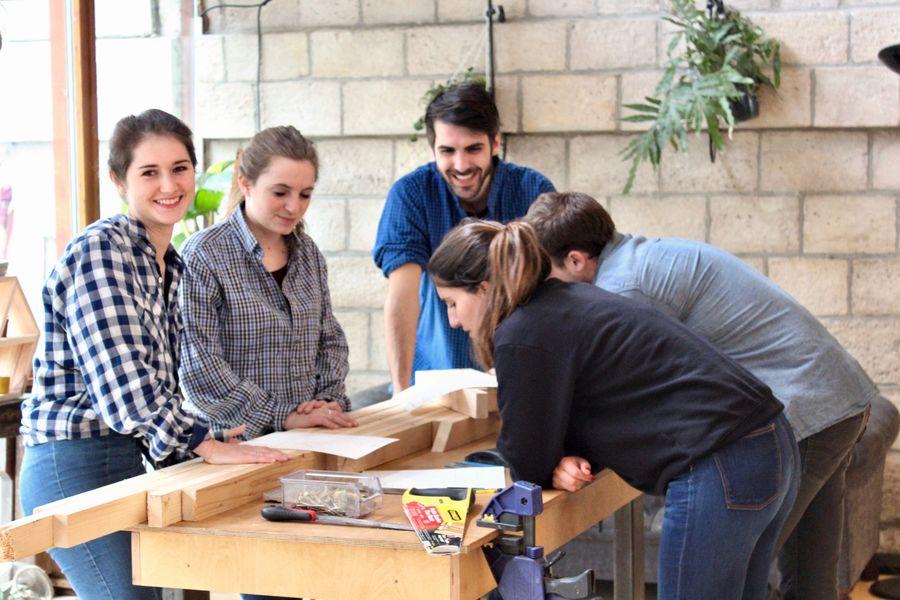 L'Arche Atelier Mobilier Bois