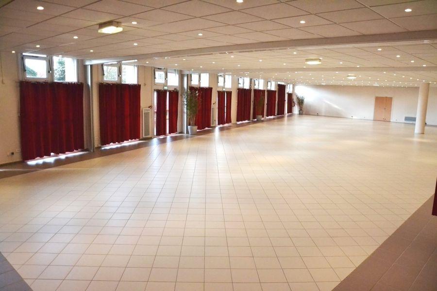 Espace événementiel Les Esselières Salon 1+2+3+4 : 435 m²