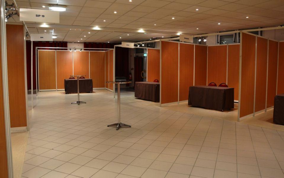 Espace événementiel Les Esselières Salon du RDC en forum