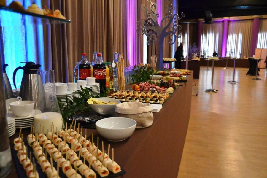 Espace événementiel Les Esselières Salle Capella en cocktail
