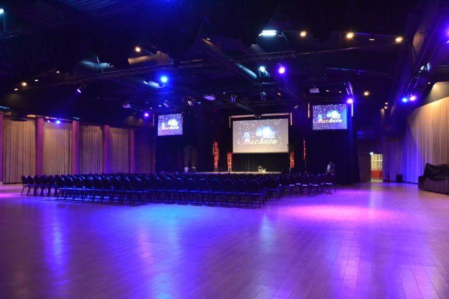 Espace événementiel Les Esselières Salle Capella en festival de danse