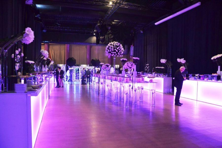 Espace événementiel Les Esselières Salle Capella, espace cocktail