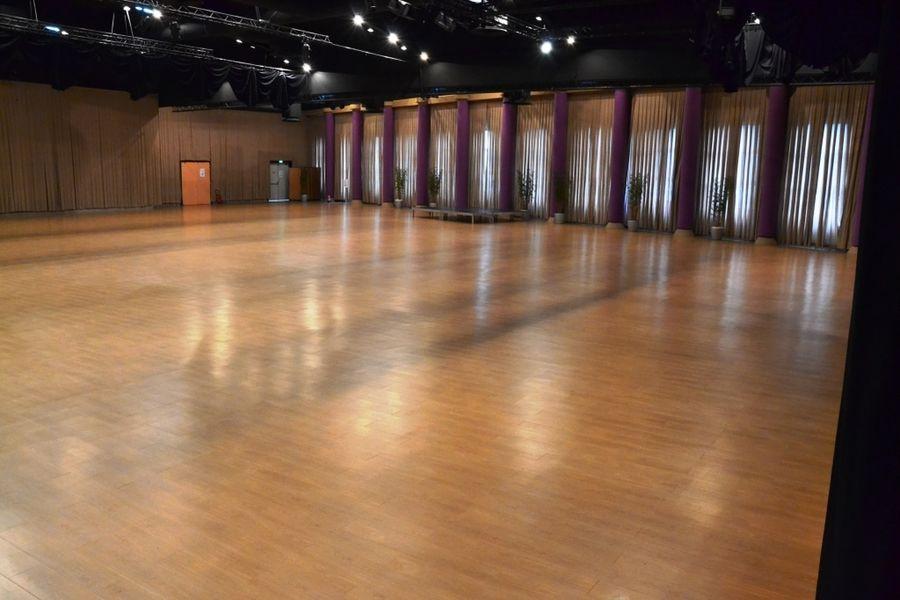 Espace événementiel Les Esselières salle Capella, 1100 m²