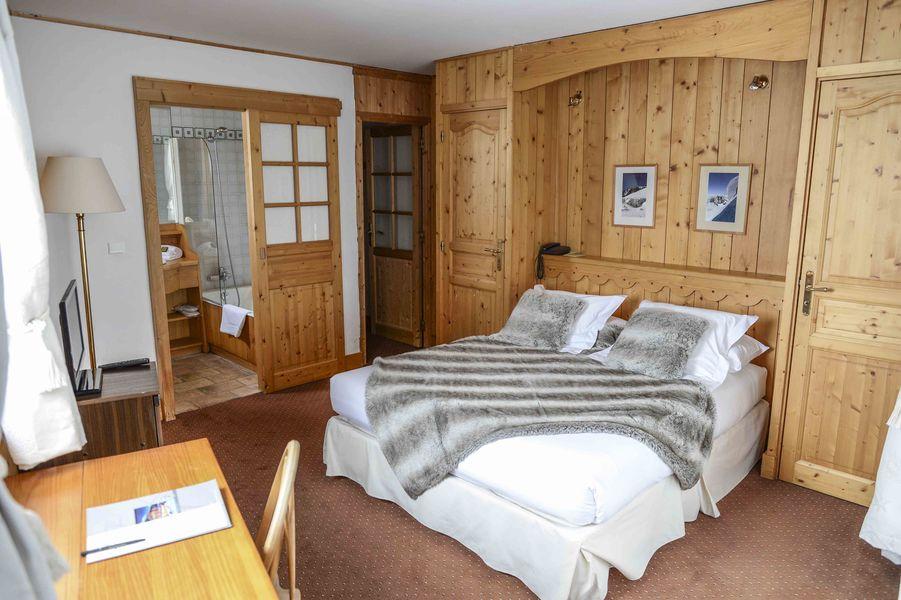 Hôtel du Jeu de Paume Chamonix  Chambre