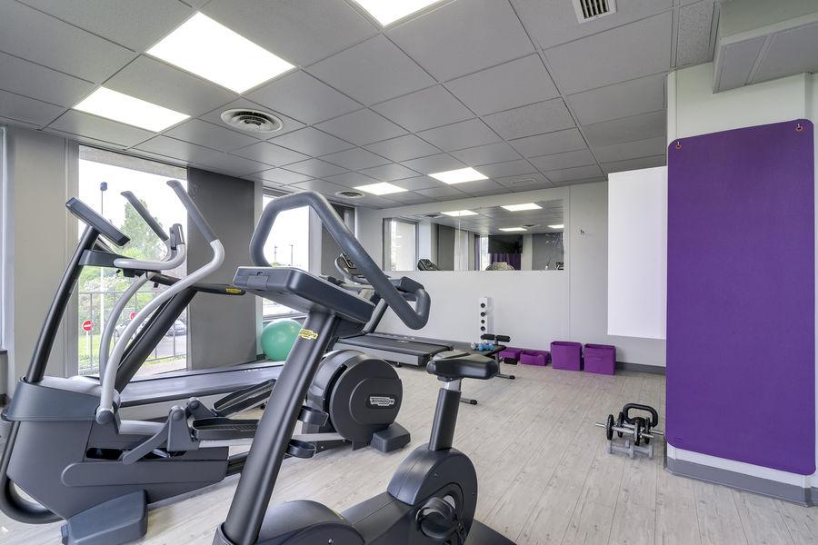 Mercure Paris Orly Rungis **** Salle de fitness