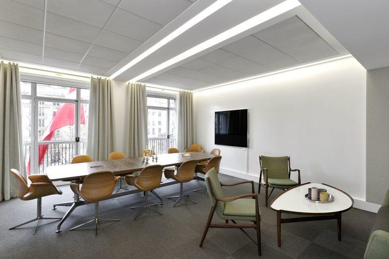 Maison du Danemark Salle de Réunion VIP - 3ème étage