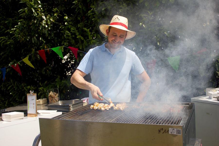 Mercure Paris Orly Rungis **** Barbecue