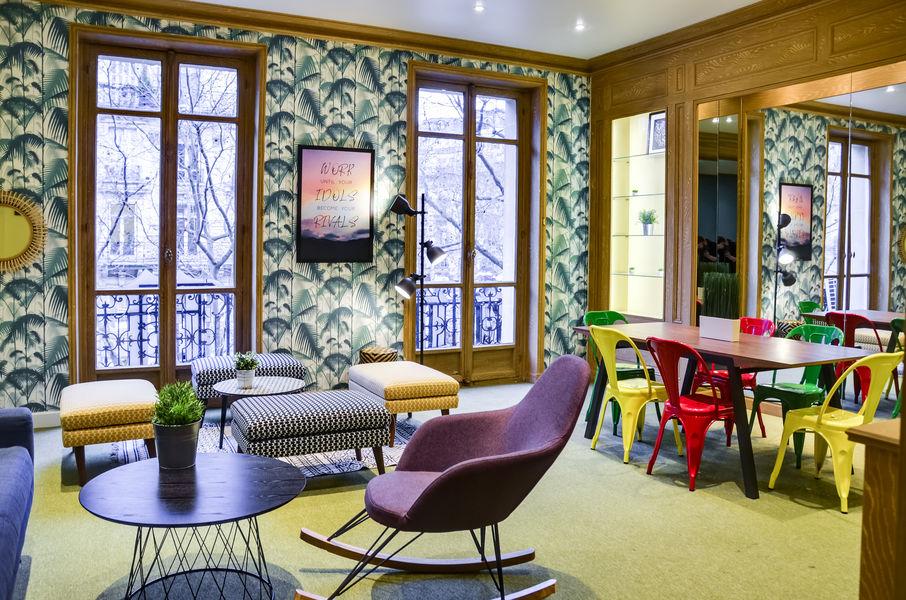 Deskeo Paris Haussman 62