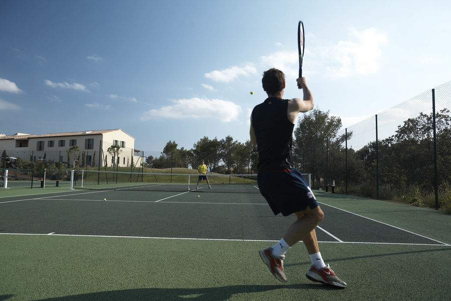 Domaine Saint Endréol Golf & Spa Resort  Tennis