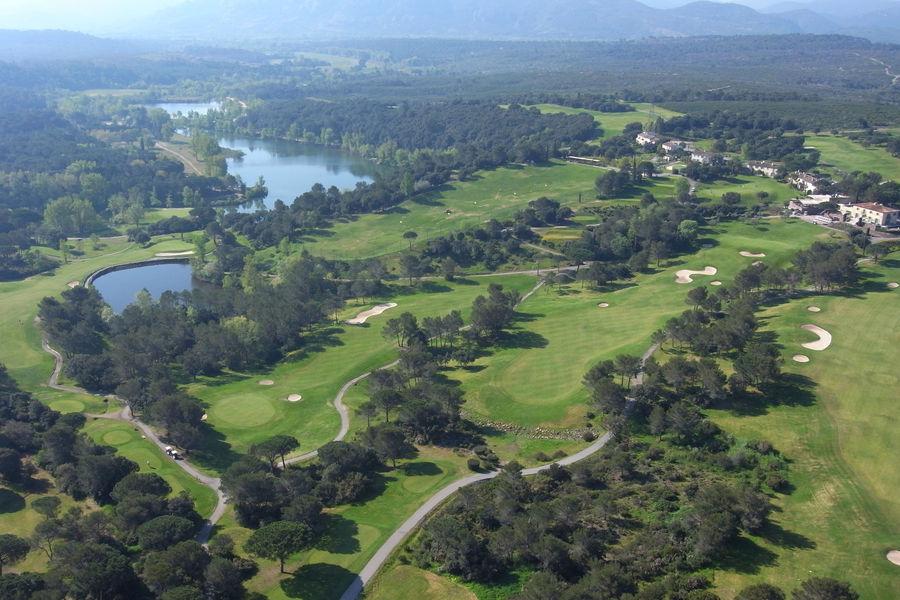 Domaine Saint Endréol Golf & Spa Resort  Golf vu du ciel
