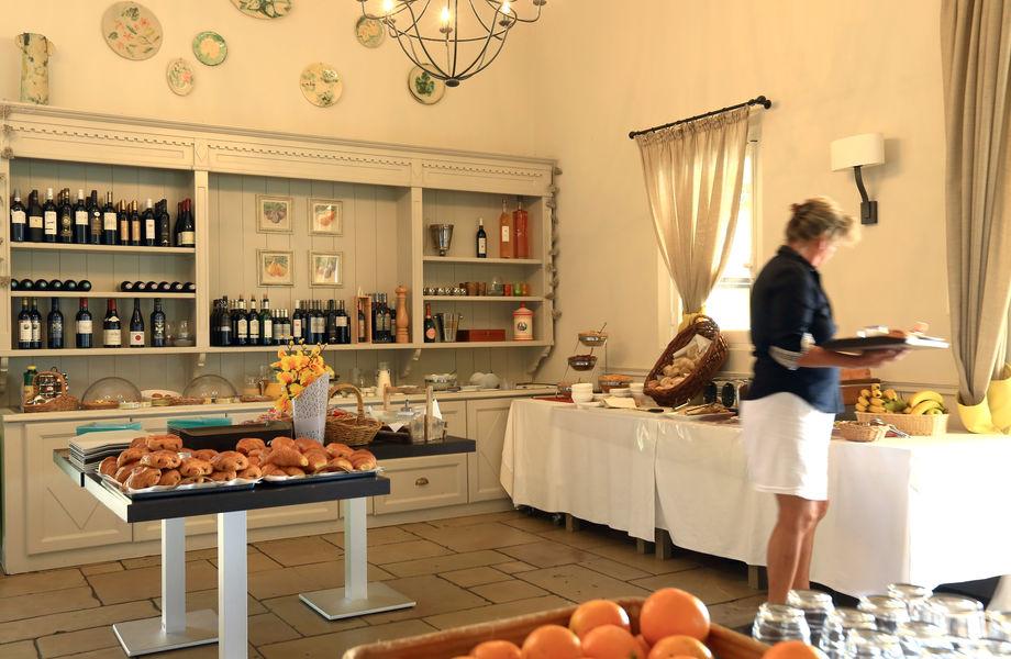 Domaine Saint Endréol Golf & Spa Resort  Salle du buffet petit-déjeuner