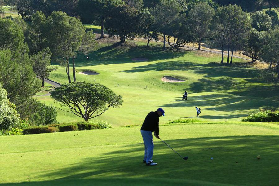 Domaine Saint Endréol Golf & Spa Resort  Joueur de golf