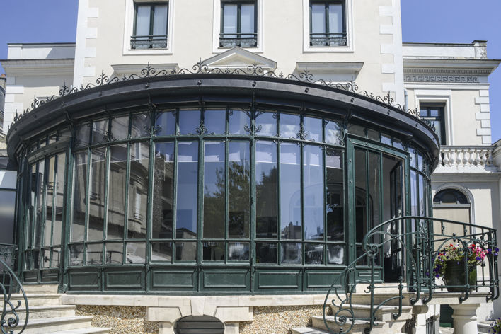 Le Pavillon CG Terrasse