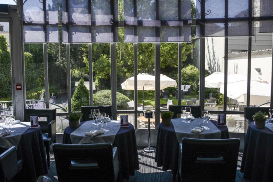 Le Pavillon CG Restaurant