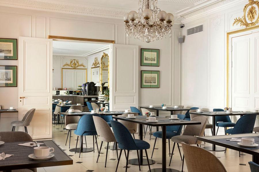 Best Western Hôtel Ronceray Opéra *** Restaurant