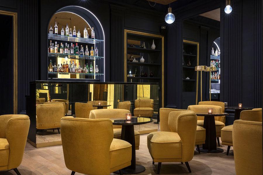 Best Western Hôtel Ronceray Opéra *** Bar