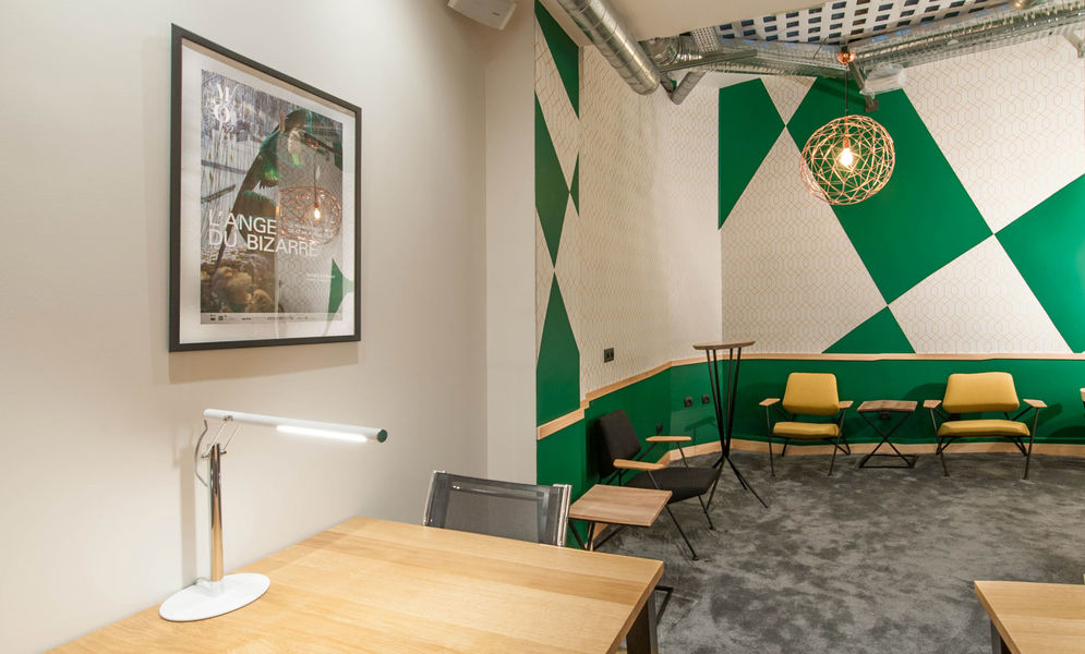 Two Paris Salle Coworking
