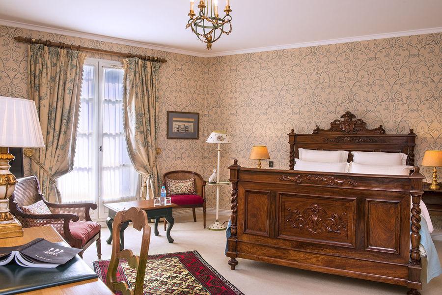 Manoir de Gressy **** Chambre Manoir Terrasse