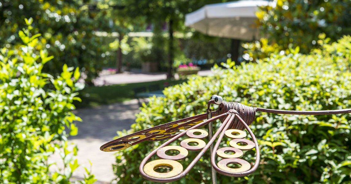 Manoir de Gressy **** Les jardins du Manoir